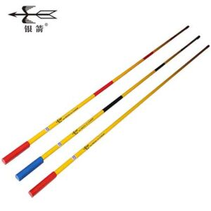 IAAF standard Fiberglass 4m high jump cross bar
